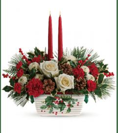 Christmas Halls of Holly