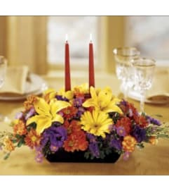 Autumn Breeze Centerpiece