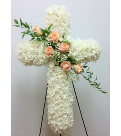 Soft Peach Cross
