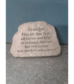 Grandpa Stepping Stone