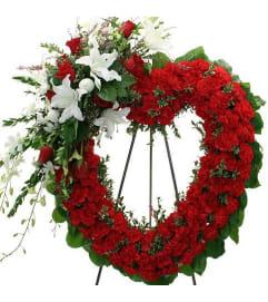 Loving Remembrance Open Heart
