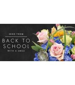 Back to School Florist Choice