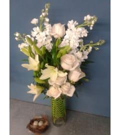 White Elegance of Love