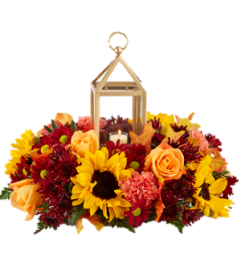 Our Giving Thanks Centerpiece