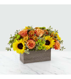 Happy Harvest Garden FTD Bouquet