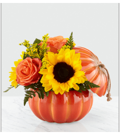 PUMPKIN PARTY BOUQUET
