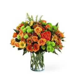 Autumn Delight™ Bouquet by FTD