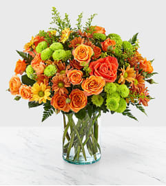 AUTUMN DELIGHTS BOUQUET