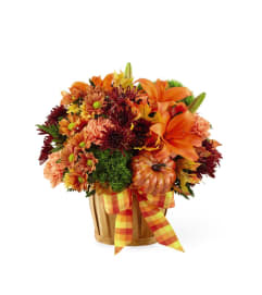 Autumn Celebration™ Basket by FTD flowers