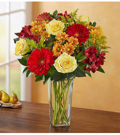 Autumn Joy Bouquet (1800 flowers)