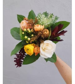 Golden Hour: Autumn Artisan Bouquet