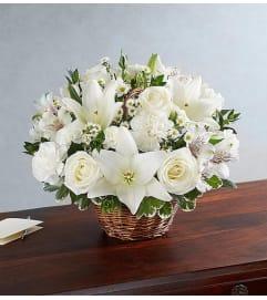 Basket-White #2