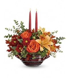 Autumn Gathering by Teleflora
