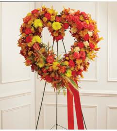 Open Heart-Autumn