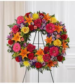 Wreath-Bright