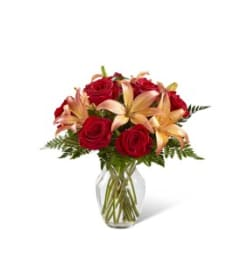 Fall Fire™ Bouquet by FTD Flowers