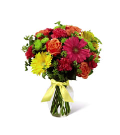 The Bright Days Ahead Arrangement by FTD