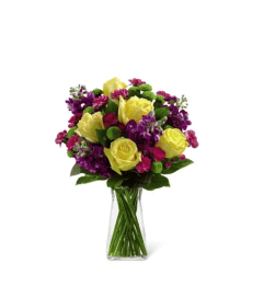 The Happy Times™ Bouquet by FTD Flowers