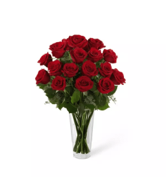The Red Rose Arrangement by FTD