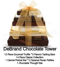 Chocolate Tower-DeBrand
