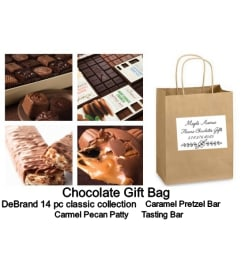 Chocolate Gift Bag-DeBrand
