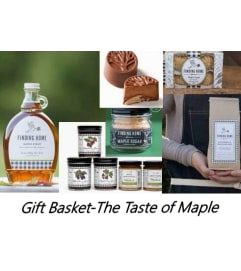 Gift Basket-The Taste of Maple