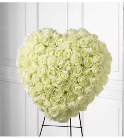 The Elegant Remembrance™ by FTD Flowers