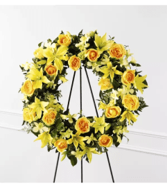 The Ring of Friendship™ Wreath Arrangement
