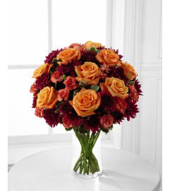 Autumn Treasuers Bouquet