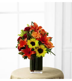 Vibrant Views Bouquet