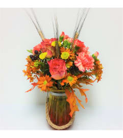 Festive Fall Florals