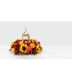 Thanksgiving Lantern Centerpiece