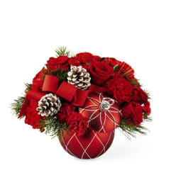 FTD Making Spirits Bright Bouquet