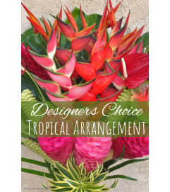 Tropical Vibes Florist Design