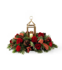 FTD®'s I'll be home for Christmas™ Centerpiece