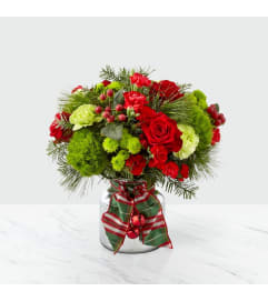 The FTD Jingle Bells Bouquet 2019