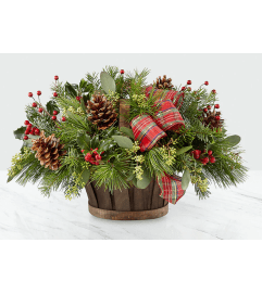 Holiday Homecomings Basket 2019