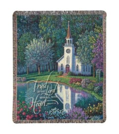 Sanctuary Tapestry Throw