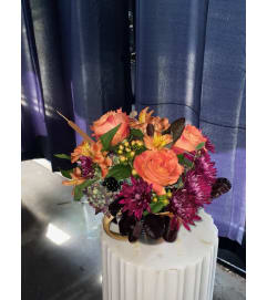 Florist's Choice Fall Centerpiece