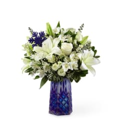 Winter Bliss™ Bouquet by FTD Flowers