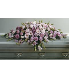 Pink Casket Spray1