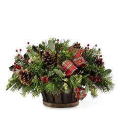 Holidays Homecomings Basket