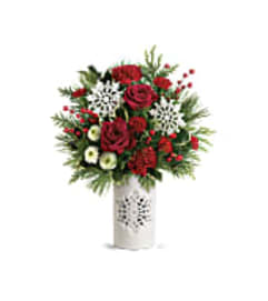 FLURRY OF ELEGANCE by Teleflora