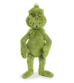 Grinch Stuffy Plush I