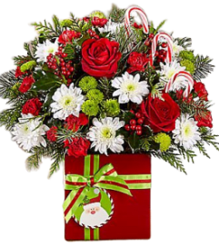Santa Sightings Ultimate Gift Bouquet