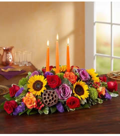 Thankful Centerpiece 5