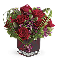 Sweet Thoughts with RedRoses