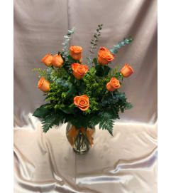 ORANGE YOU THANKFUL ROSES