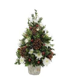 Traditional Boxwood by Country Gardens