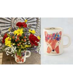 Cup of Happy-Fox Mug